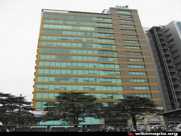 Tòa nhà TTC phố Duy Tân