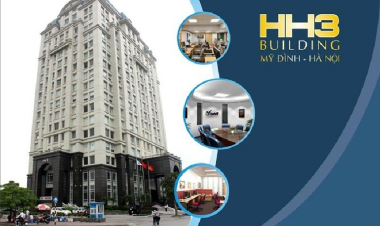 Tòa nhà HH3 – Mỹ Đình Sông Đà
