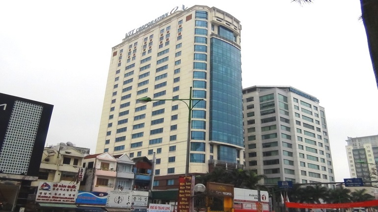 Office for Lease in VIT Tower 519 Kim Ma street