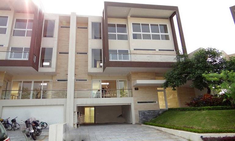 Villa for rent in Ciputra, Tay Ho, Hanoi