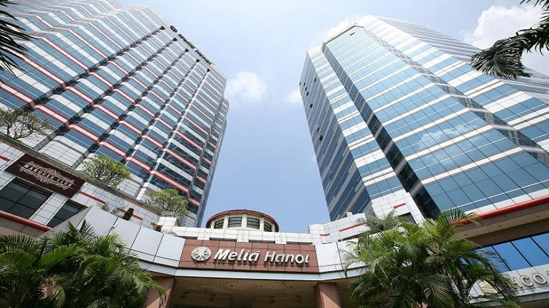 Tòa nhà Melia Hanoi Tower