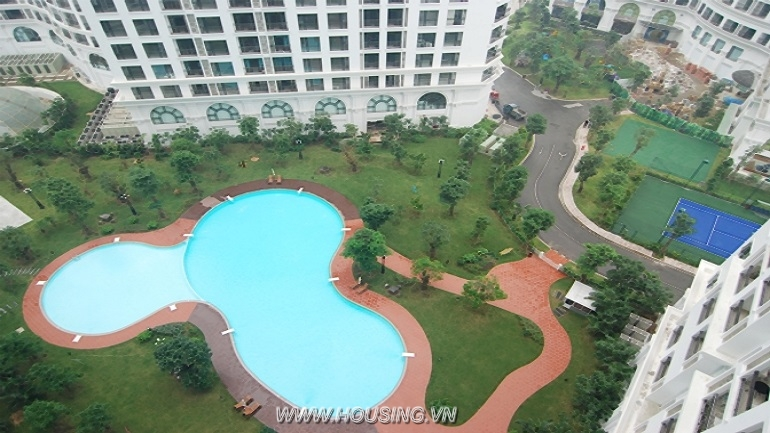 Fully furnished apartment Royal city (2)
