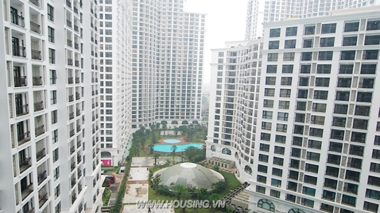 Fully furnished apartment Royal city (3)