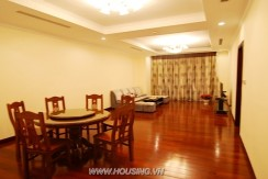 Fully furnished apartment Royal city (6)