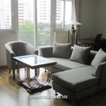 Serviced apartments in Giang Vo