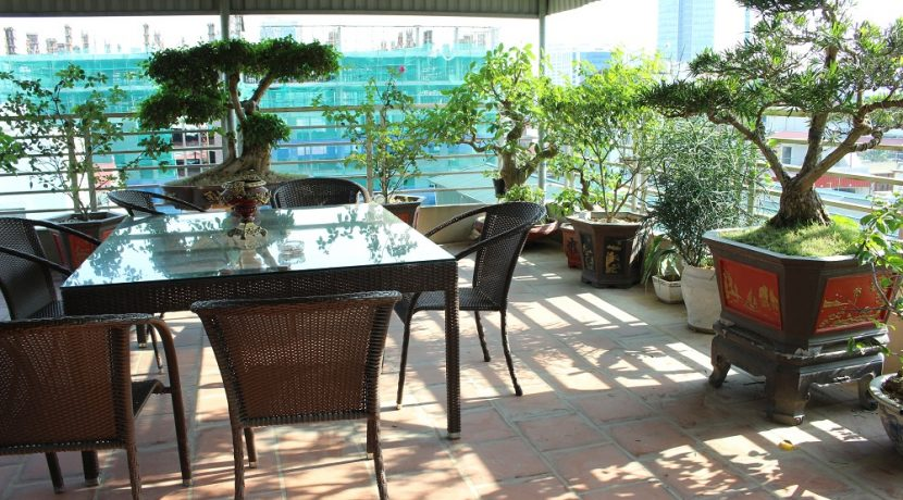 serviced apartment in hanoi