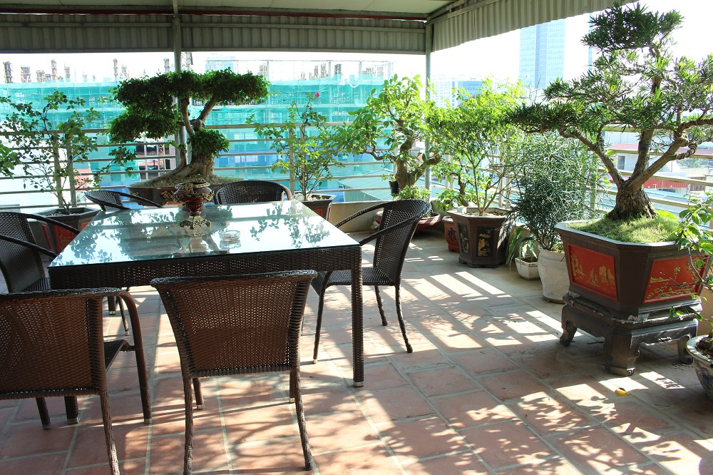 Serviced apartment in Hanoi for rent with 1 bedroom
