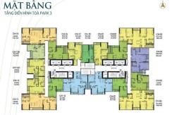 Mat-bang-tang-toa-Park-3-Vinhomes-Times-City-park-hill