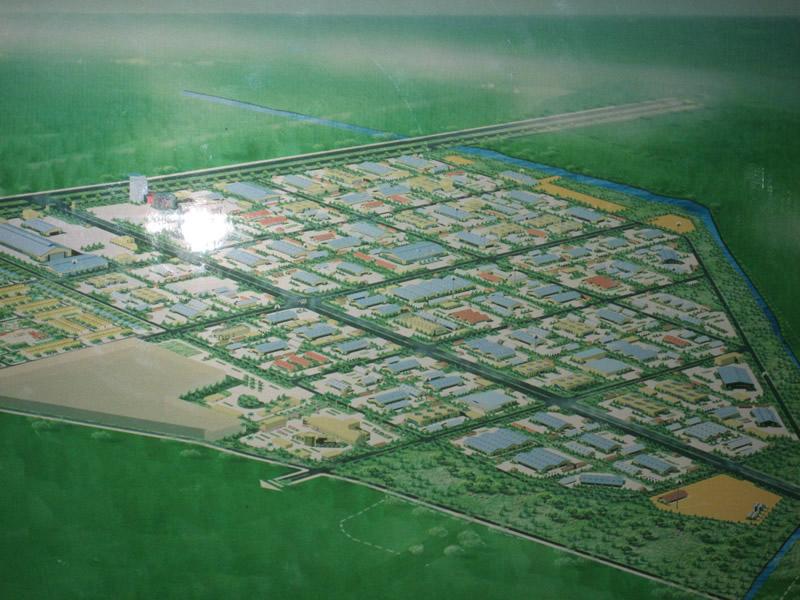 Chuyển Nhượng Quyền Sử Dụng Đất KCN Tân Trường