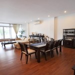 Serviced apartment in Tran Vu