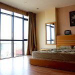 Cheap serviced apartments Long Bien for rent
