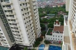 ciputra hanoi apartment rental in e4