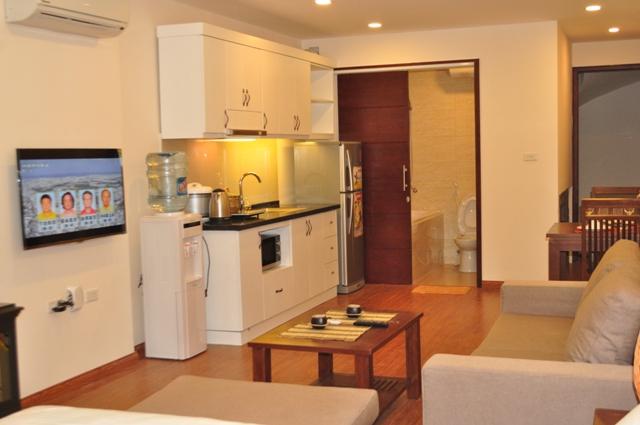 Cau Giay studio apartment for rent