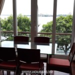 duplex serviced apartment for rent in hanoi