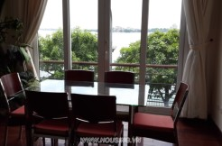 duplex serviced apartment for rent in hanoi