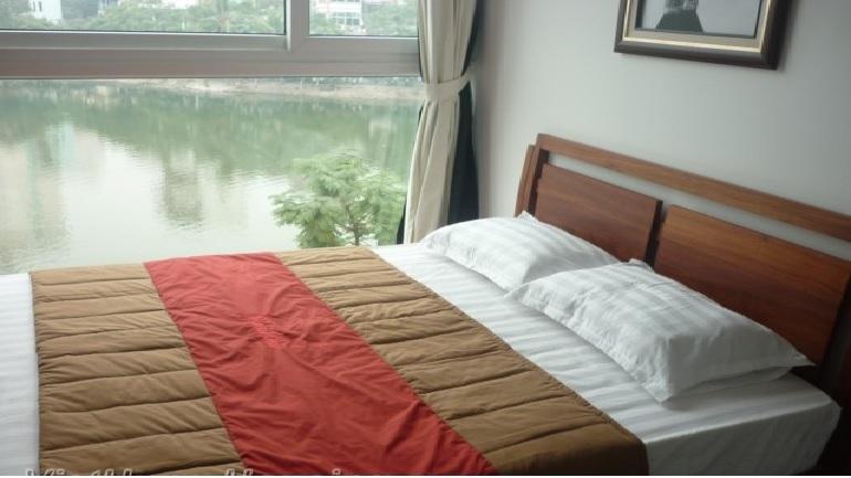 Lake side Serviced Apartment in Tran Vu