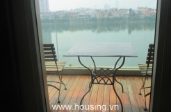 Xuan Dieu lake view serviced apartment