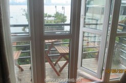 Lake view serviced apartment for rent with 2 bedrooms