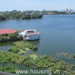 Apartment in Yen Phu, Tay Ho (Westlake), Hanoi with lakeview