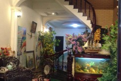 Villa for rent in Ba Dinh district Ha Noi