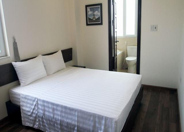 Serviced apartments in Hai Ba Trung