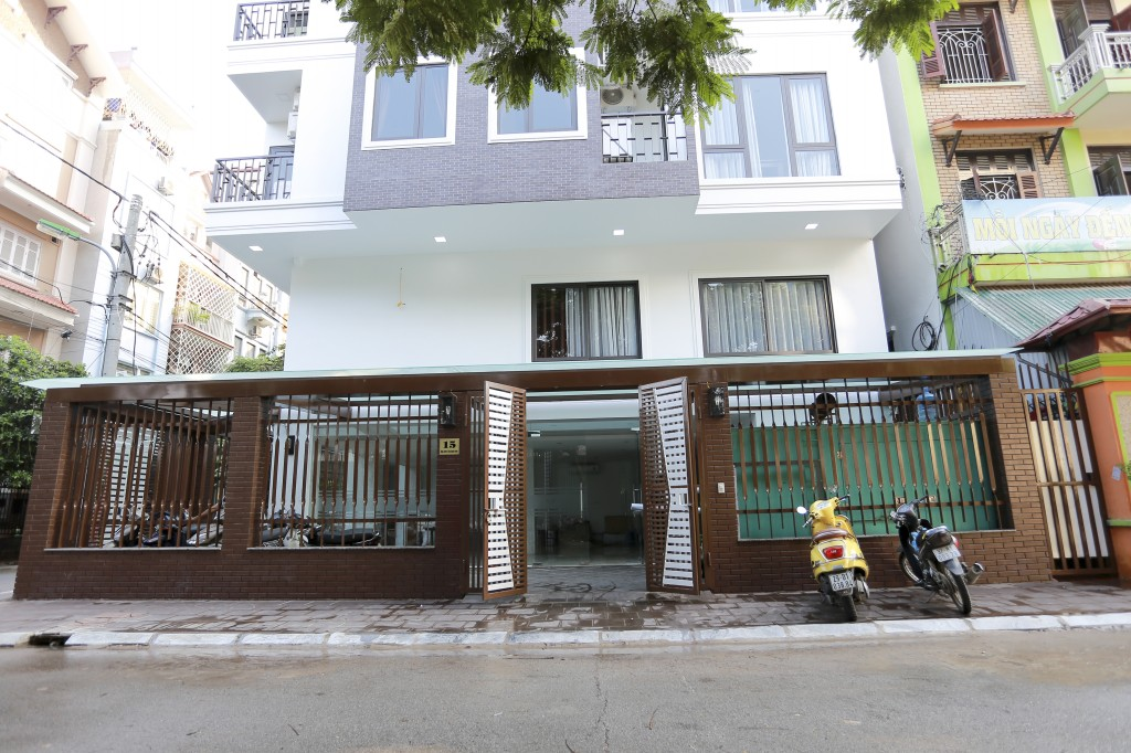 One Bedroom Serviced Apartment nearby Indochina Plaza