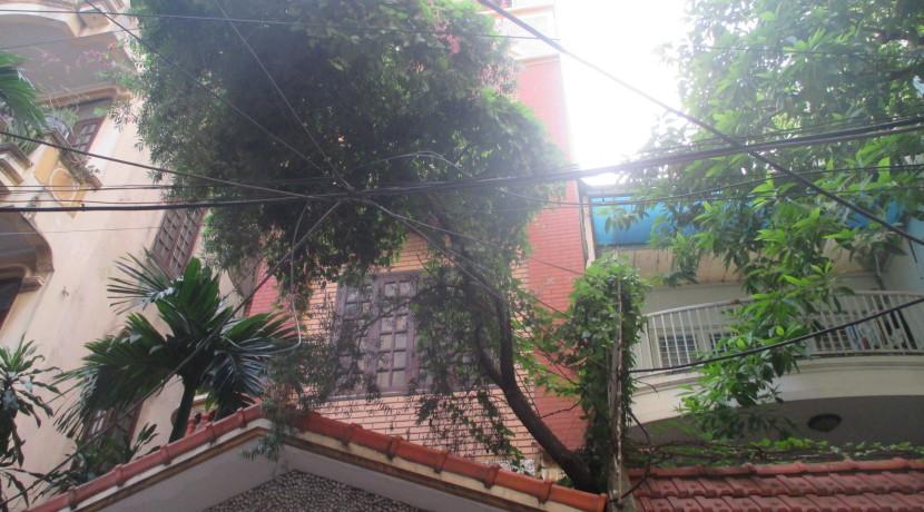 Cho thuê nhà quận Ba Đình, TP Hà Nội