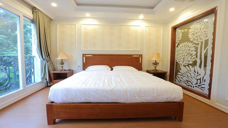 Serviced Apartment Do Thanh building (1)