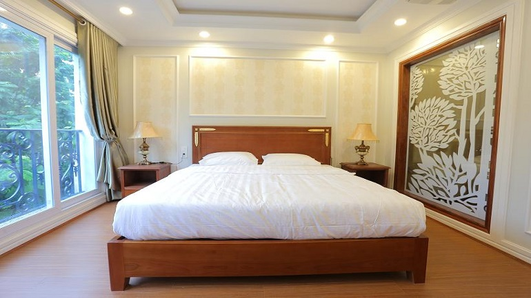 Brand new apartment in Hai Ba Trung Hanoi