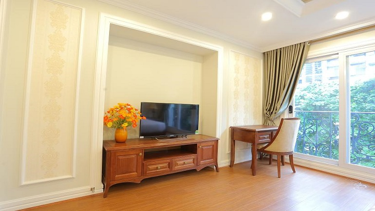Serviced Apartment Do Thanh building (4)