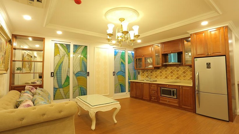 Serviced Apartment Do Thanh building (6)