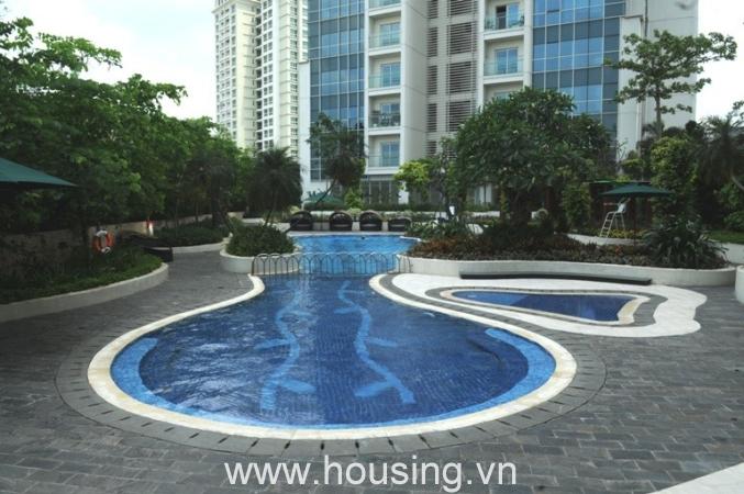 Apartments in Ciputra Hanoi for rent