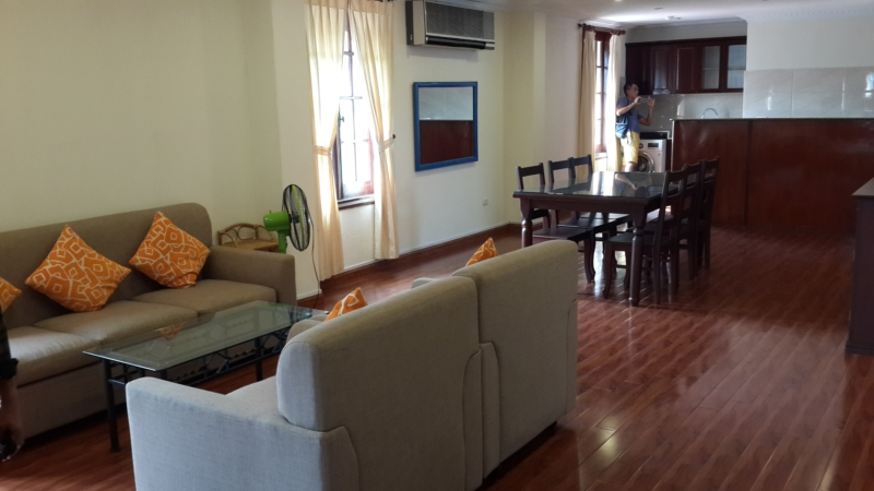 Hoan Kiem Apartment for Rent with 02 bedrooms