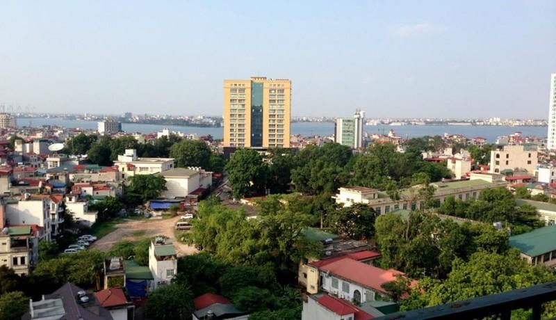 Ba Dinh区アパートレンタル