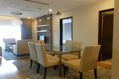 hoa binh green apartment