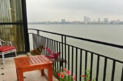 Serviced apartment on Dang Thai Mai