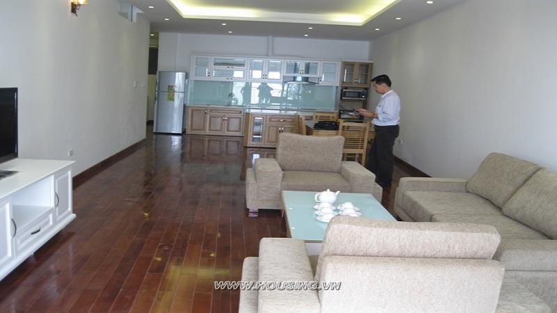 Tay Ho区のサービスアパート