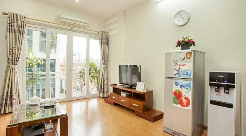 Ba Dinh Serviced Apartments in Lieu Giai Japan Embassy