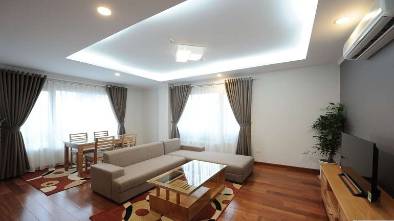 Rental Apartments in Ba Dinh district for rent
