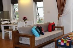 Cho thuê căn hộ đẹp mới mở tại Âu Cơ