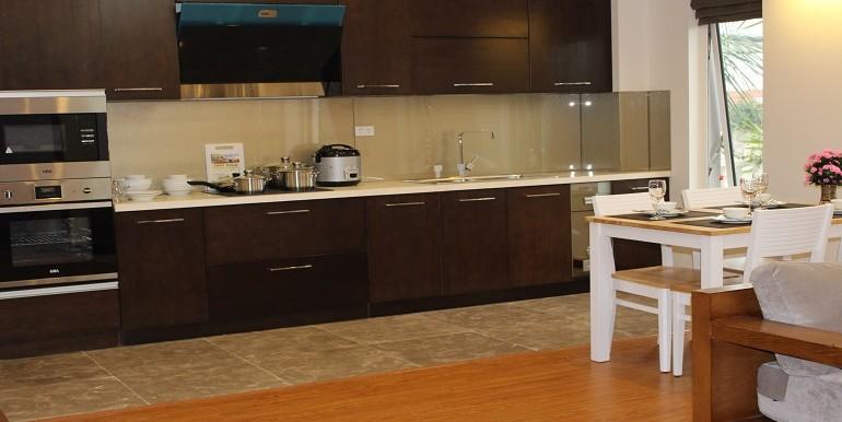 New Serviced Apartments Tay Ho Au Co