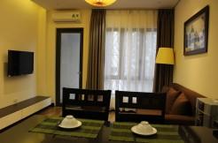Cho thuê căn hộ tại tòa Hikaru Hoàn Kiếm.