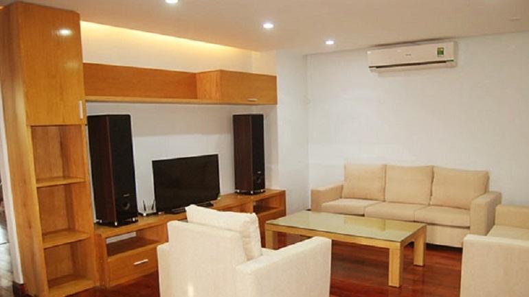 Serviced apartment Hanoi