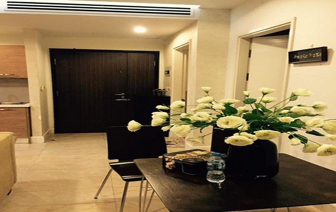 Cho thuê căn hộ 2 phòng ngủ tại Golden Westlake