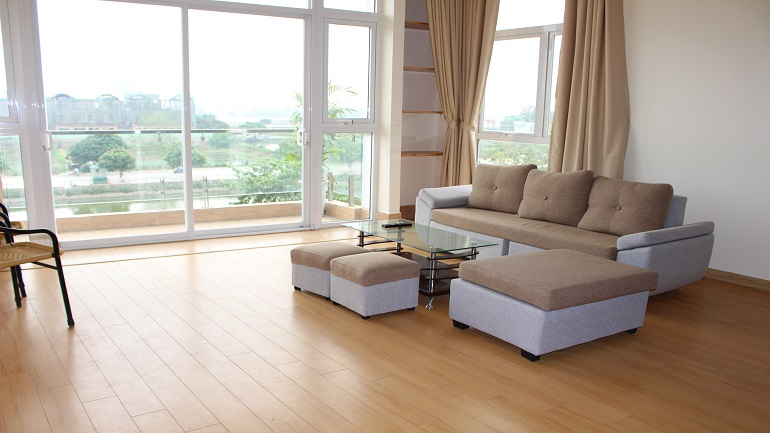 Two Bedrooms Apartment in Tay Ho for Rent