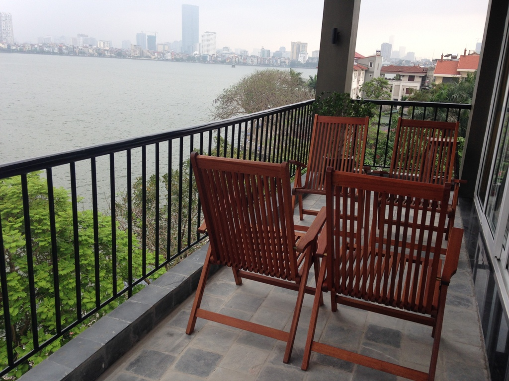 Brand new apartments near Xuan Dieu street for rent