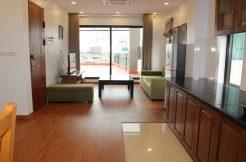 Cho thuê căn hộ 2 phòng ngủ tại Ba Đình