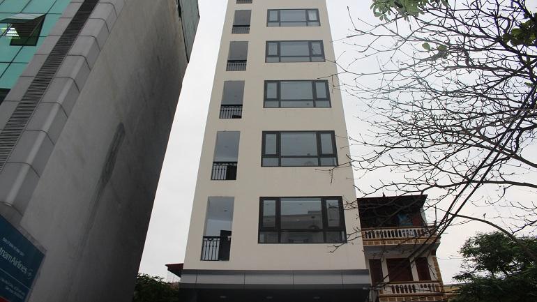 ハノイ賃貸アパートメント、Ba Dinh地区のアパート