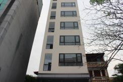 Serviced apartments Ba Dinh