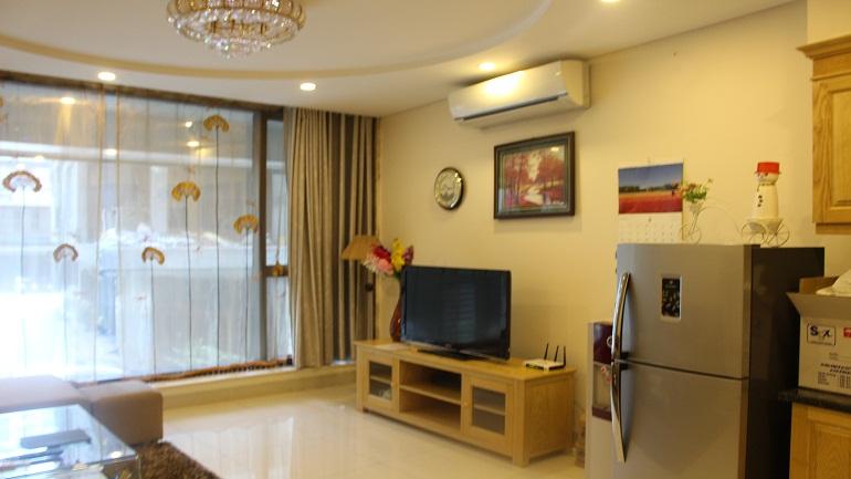 Cho thuê căn hộ 01 phòng ngủ tại Kim Mã